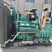 重庆江北区急售一台康明斯400千瓦二手柴油发电机组