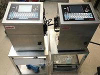 深圳回收二手进口喷码机