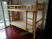 民用家具长宁区高价回收工地宿舍上下铺 实木家具 小区别墅家具