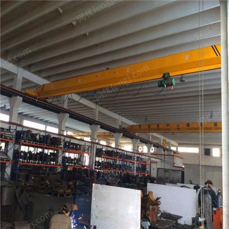 安徽六安10吨单梁行车知名厂家直销价