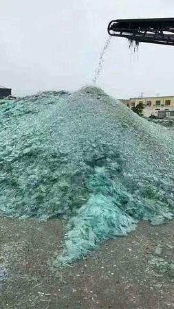 废碎玻璃价格
