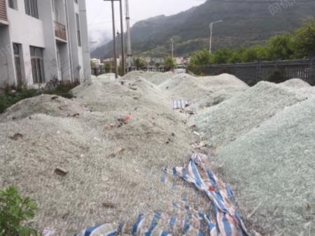 工业废玻璃价格