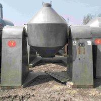 出售二手不锈钢双锥干燥机  1000型  2000型  3000型  4000型 规格齐全现货处理
