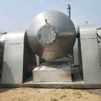 多台二手不锈钢双锥干燥机  2000升  3000升  4000升  5000升 规格全价格低