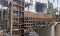 重庆江北区伙伴关系原因出售二手500型龙门剪切机、鳄鱼剪