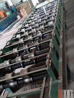 河北沧州转让二手彩钢压瓦机