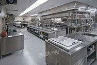 江苏南京长期回收厨房设备仪器