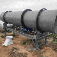 二手环保型滚筒烘干机 1.5/15米 1.8/18米提供安装调试