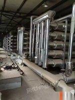 山东济宁低价转让二手淀粉设备、淀粉糖设备、葡萄糖、木糖设备年产1