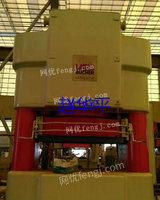 广东佛山出售1台二手陶瓷压机莱斯3000T
