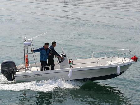 批发6米小型钓鱼船