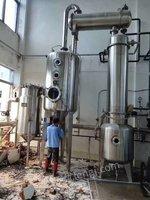 山东济宁出售二手1000单效外循环蒸发器1套