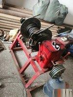 江苏连云港转让无锡150履带钻机一套分开卖也可以有绳索150米绞车
