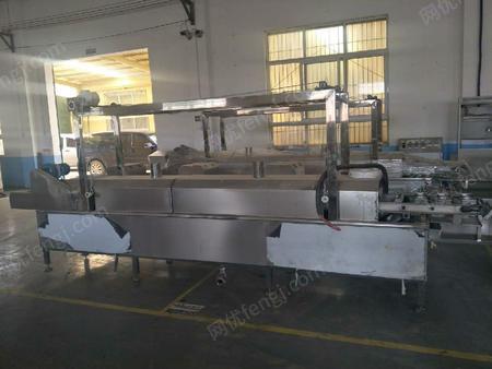 供应膨化机 江米条设备 济南霖奥机械 油炸食品生产线 妙脆角成型机