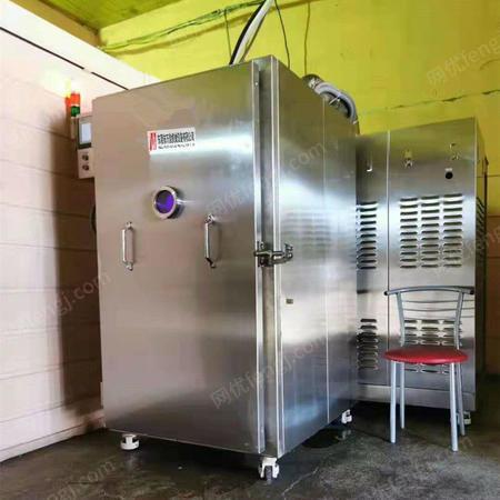 蒸煮炒熟热食品真空快速冷却机蒸汽式的优点