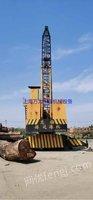 出售二手40吨轮胎吊机,40吨码头电吊1台