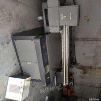 广东深圳转让二手1513小理光高精度打印机 五个小理光喷头 带吸风平台 12800元
