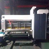 福建漳州全套纸箱设备水墨印刷机包装机械二手出售