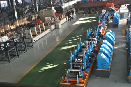 供应高频焊管生产线