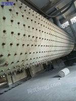 陕西西安出售φ3.8米X13米中心传动,轴瓦球磨机,川矿生产。