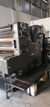 二手印刷机械转让