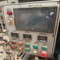 广东东莞出售7成新二手80吨油压烫金机,液压烫金机