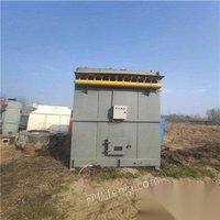 安徽合肥出售二手除尘器 环保除尘器 布袋除尘器多种型号 一手的品质二手的价格