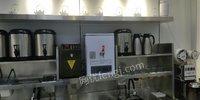 安徽亳州受疫情影响,全部9成新,低价卖出奶茶店 20000元