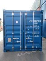 重庆出售全新,二手海运集装箱 13500元