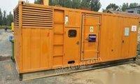 广东广州出售康明斯发电机 工地施工发电机