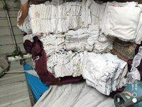 长期出售纯白纯棉擦机布