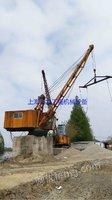 废铁价格出售—-全边幅固定吊机1台,上海港机厂生产