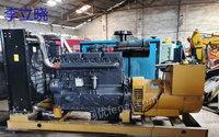 长期回收进口品牌发电机设备!