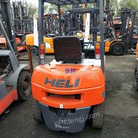 出售杭州H35叉车,升4.5米高