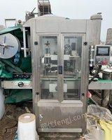河南郑州低价处理多台二手套标机 膜包机 裹包机 装箱机
