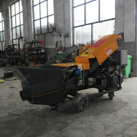 供应二次构造柱泵混凝土输送泵