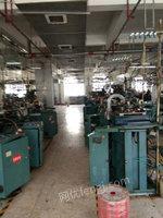 浙江溫州出售100多臺二手織襪機