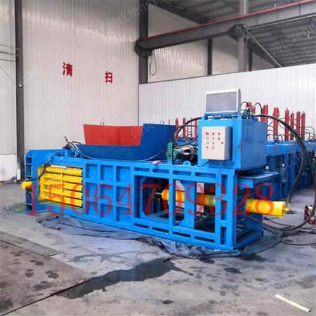 供应济宁立式液压打包机 10吨立式液压打包机 双柱立式液压打包机