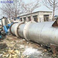 高价回收二手不锈钢薄膜蒸发器设备
