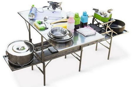 供应葆酷便携式移动厨房