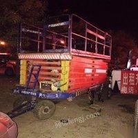 天津升降机升降平台转让出售 11111元