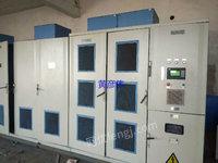 出售二手高压变频器1250KW,10KV两套,北京合康亿盛产