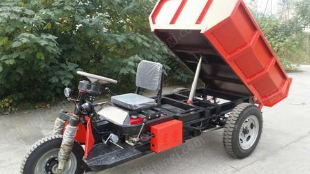 供应矿用电动三轮车,防爆电动三轮车,3T电动三轮车