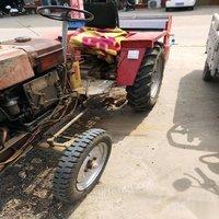 河南南阳出售四轮拖拉机带花生播种机 11000元