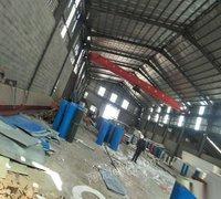 山东济宁出售一台9成新10吨单梁行吊 23000元