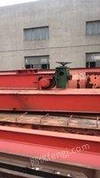 山东济宁出售16吨18+4+6龙门吊一台 65000元