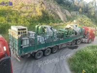 求购国产或进口2台1o0o千瓦或4台5o0千瓦天然汽发电机组,1万伏