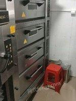 广东珠海面包店设备转让处理 80000元