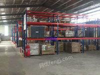 仓库重型、中型、轻型二手货架 阁楼式货架等回收出售
