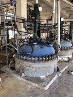 高价回收各类二手化工厂设备